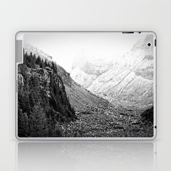 Mountain Valley Fog Laptop & iPad Skin