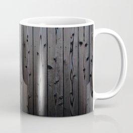 Silvered Slats Coffee Mug