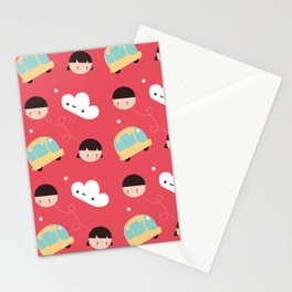 Back to school! Stationery Cards