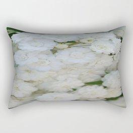 Deutzia Pure and Simple Rectangular Pillow