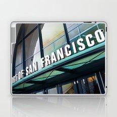 Port of San Francisco Laptop & iPad Skin