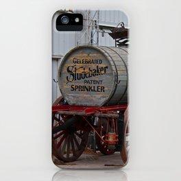 Studebaker Sprinkler iPhone Case