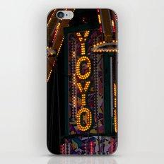 YOYO iPhone & iPod Skin