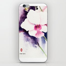 20130630 Singapore Orchid iPhone Skin
