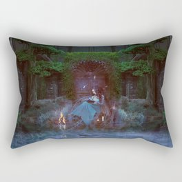 The Story weaver fae Rectangular Pillow