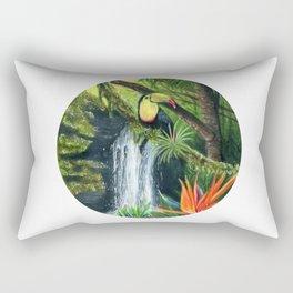 Rainforest Rectangular Pillow