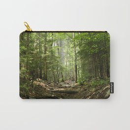 Forest Hike Carry-All Pouch