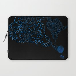 As The Music Plays Laptop Sleeve