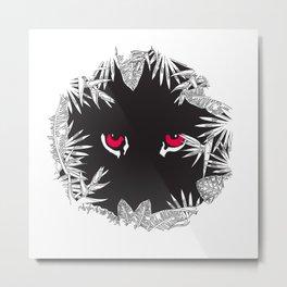SAVAGE Metal Print