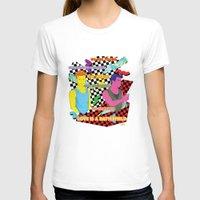 battlefield T-shirts featuring Love is a battlefield by JetProArt