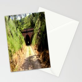 Cheviot Tunnel #2 Stationery Cards