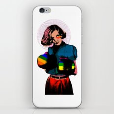 Women's Rights iPhone & iPod Skin
