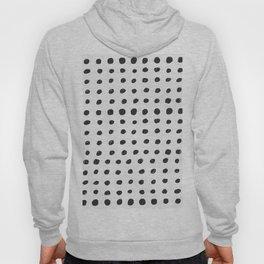 Scribble Dots Hoody