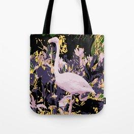 Flamingo02 Tote Bag