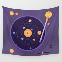 Analog System Wall Tapestry