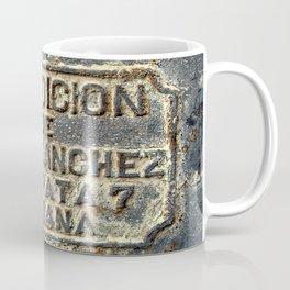 Foundry Plaque Coffee Mug