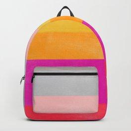 stripe study 3 Backpack