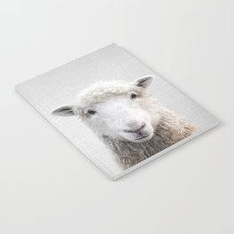 Sheep - Colorful Notebook
