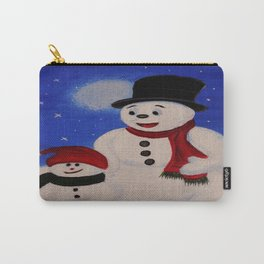 Hapy Holidays Carry-All Pouch