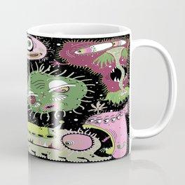 Cosmic Cooties Coffee Mug