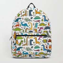Funny dinos collection Backpack