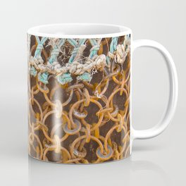 texture - connections Coffee Mug