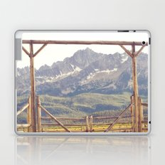 Western Mountain Ranch Laptop & iPad Skin