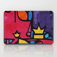 crown iPad Cases featuring Crown by Arcturus