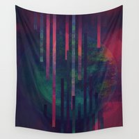 sound Wall Tapestries featuring Sound by DuckyB