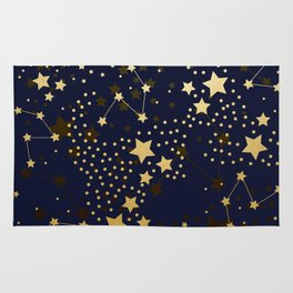 Into the Stars Rug