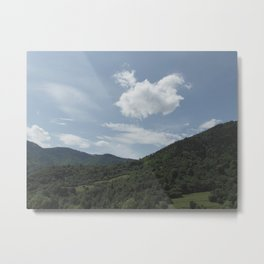 The Carpathians Metal Print