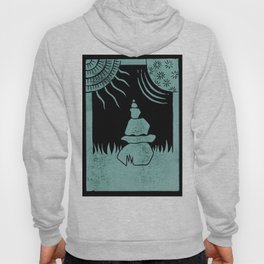 Relaxation (Black) Hoody