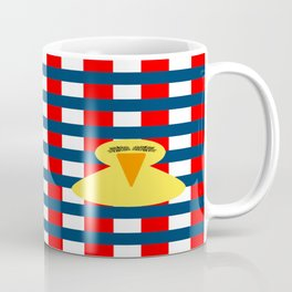 picnic duck Coffee Mug