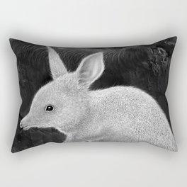 Bilby - On the brink.. Rectangular Pillow