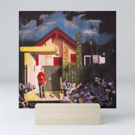 Interno 17 / Apartment 17 Mini Art Print