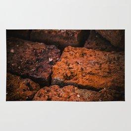 old brick Rug