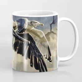 A Race To Heaven Coffee Mug