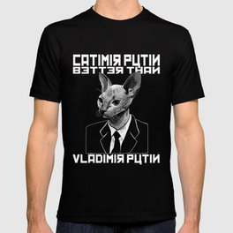 Catimir Putin T-shirt