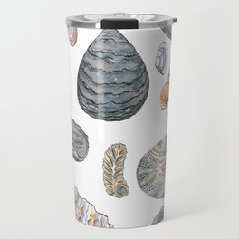 Normandy's shells Travel Mug
