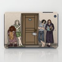 aragorn iPad Cases featuring Rise and Shine by wolfanita