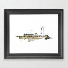 ELE Framed Art Print