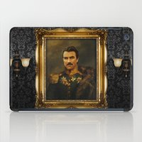 replaceface iPad Cases featuring Tom Selleck - replaceface by replaceface