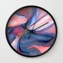 Serenity Flow 3 Wall Clock