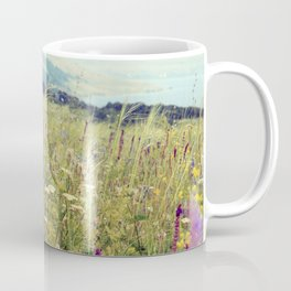 Photography nature Rustic landscape photo Botanical print Country decor Gift for parents Coffee Mug