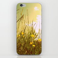 country iPhone & iPod Skins featuring Country by Natalie Reed
