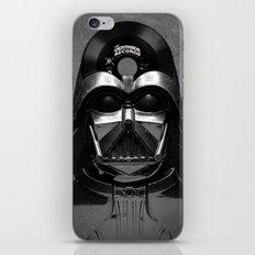 Vader Vinyl iPhone & iPod Skin