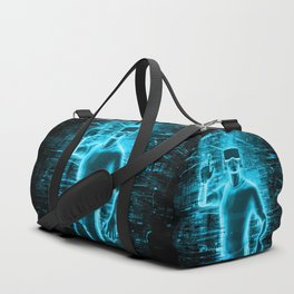 Virtual Reality User Duffle Bag