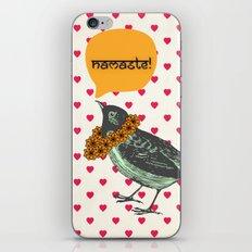 Namaste! iPhone & iPod Skin