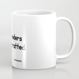 Proofreaders Coffee Mug