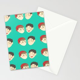 Tiled JeanMarco Stationery Cards